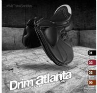 Drim  Atlanta dressage saddle by Zaldi